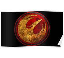 Rebel Alliance - Lothal Rebels Starbird Poster