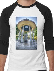 The Magna Carta Memorial  Men's Baseball ¾ T-Shirt