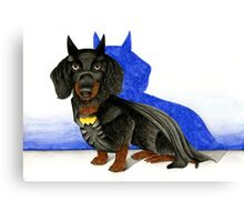 BatDash  Canvas Print