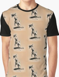 I'll save you teddy Graphic T-Shirt