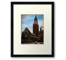Lille | France Framed Print