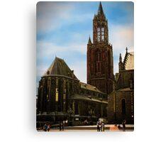 Lille | France Canvas Print