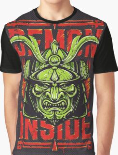 Demon Inside Graphic T-Shirt