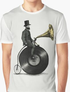 Music Man Graphic T-Shirt