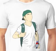 line drawing Unisex T-Shirt