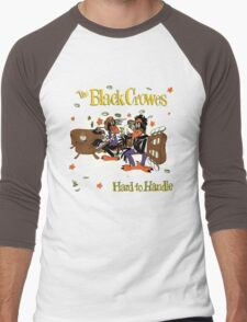 The Black Crowes Classic Men's Baseball ¾ T-Shirt