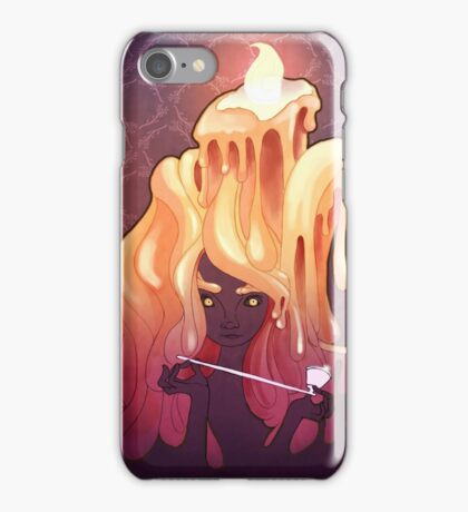The CandleLight iPhone Case/Skin