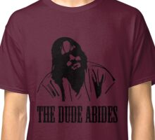 The Dude Abides Classic T-Shirt
