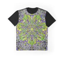 Green Heart Of The Woods Graphic T-Shirt