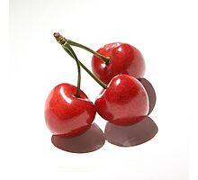 cherries Photographic Print