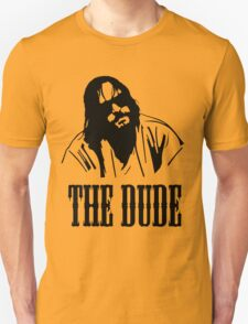 The Dude Abides The Big Lebowski Unisex T-Shirt