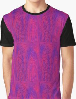 Block Cascade Graphic T-Shirt