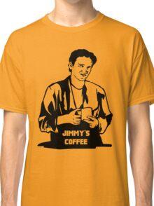 Jimmy's Coffee Pulp Fiction Classic T-Shirt