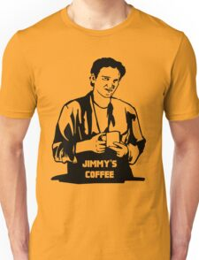 Jimmy's Coffee Pulp Fiction Unisex T-Shirt