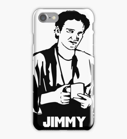 Quentin Tarantino Jimmy's Coffee Pulp Fiction iPhone Case/Skin