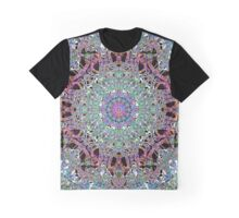 Power Emenates From The Center Graphic T-Shirt