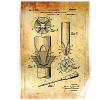 TIR-Screwdriver - Ancient Canvas Poster