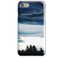 Nature's Silhouette New Zealand iPhone Case/Skin