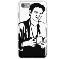 Quentin Tarantino Jimmy's Coffee Pulp Fiction iPhone Case/Skin