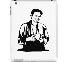Quentin Tarantino Jimmy's Coffee Pulp Fiction iPad Case/Skin