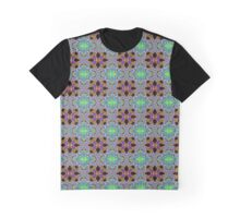 Seamless Power Emenates From The Center Graphic T-Shirt