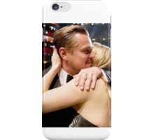 Leonardo Dicaprio and Kate Winslet Oscars iPhone Case/Skin
