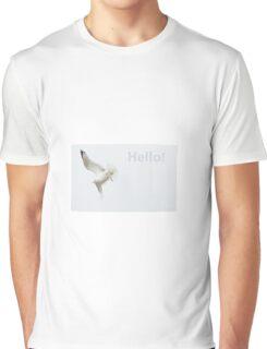 Hello! Graphic T-Shirt