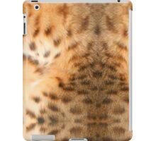 living fur iPad Case/Skin