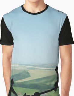 Childhood Dreams, The Seesaw Graphic T-Shirt