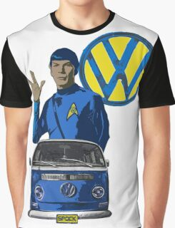 Spock ride VW Graphic T-Shirt