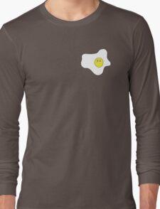 Egg Illustration Long Sleeve T-Shirt