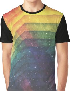 Time & Space Graphic T-Shirt