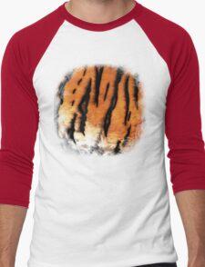 Tiger Fur Men's Baseball ¾ T-Shirt
