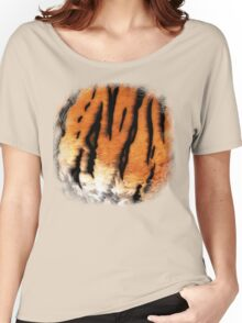 Tiger Fur Women's Relaxed Fit T-Shirt