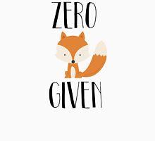 "Zero ""Fox"" Given Unisex T-Shirt"