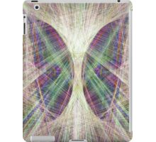 Linify Light butterfly iPad Case/Skin