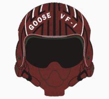 Goose Helmet Kids Tee