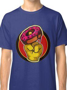 Donuts Hand Classic T-Shirt