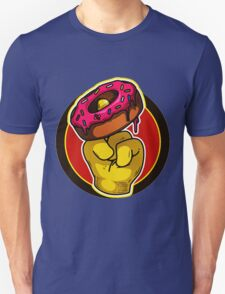 Donuts Hand Unisex T-Shirt