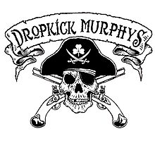 Dropkick Murphys Photographic Print