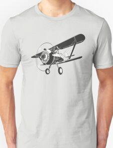 Retro fighter plane T-Shirt