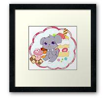 Sweets Espurr Framed Print