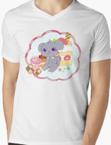 Sweets Espurr Mens V-Neck T-Shirt