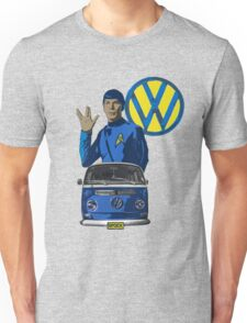 Spock ride VW Unisex T-Shirt