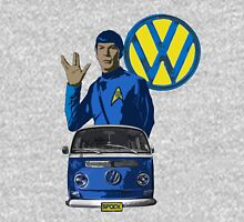 Spock ride VW Unisex T-Shirt
