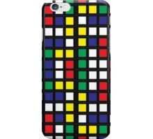 Cube Madness iPhone Case/Skin