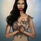 Olivia Godfrey by kahahuna