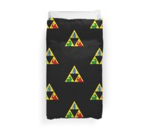 Triforce Duvet Cover