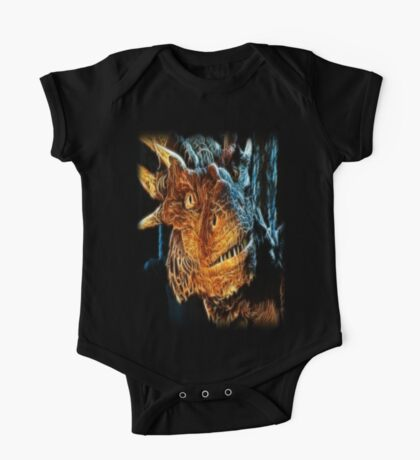 Draco The Dragon From The Hit Dragonheart Movie One Piece - Short Sleeve