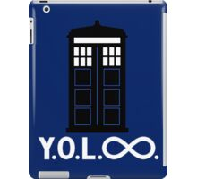 Police Box Yoloo Infinite iPad Case/Skin